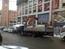Фото 14. Работа в городских условиях.